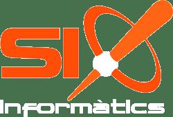 SiX Informàtics Logo